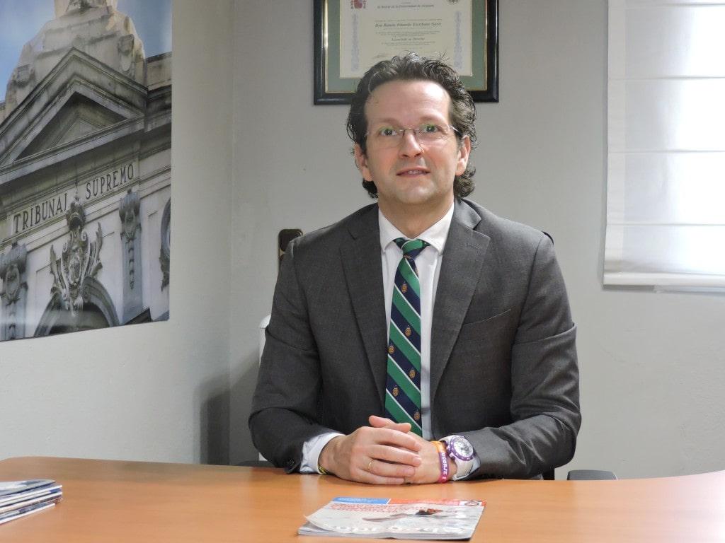 Abogado Ramón Escribano Garés